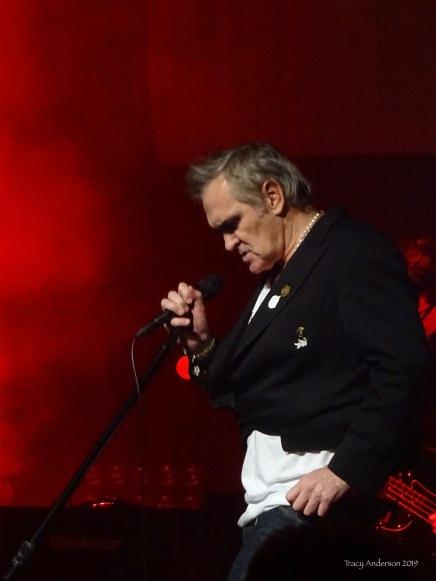 Morrissey Red 2 Edmonton October 10 2019