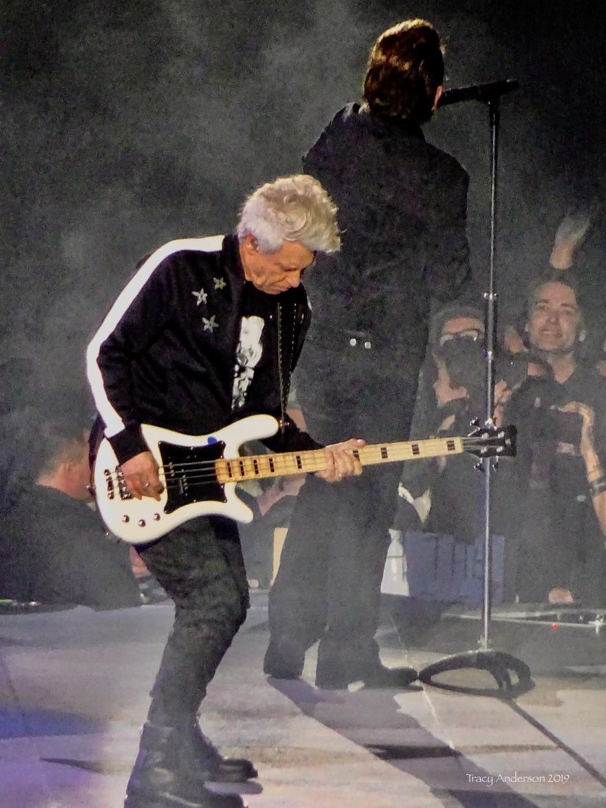 Adam and Bono U2 The Joshua Tree Tour Melbourne November 15, 2019
