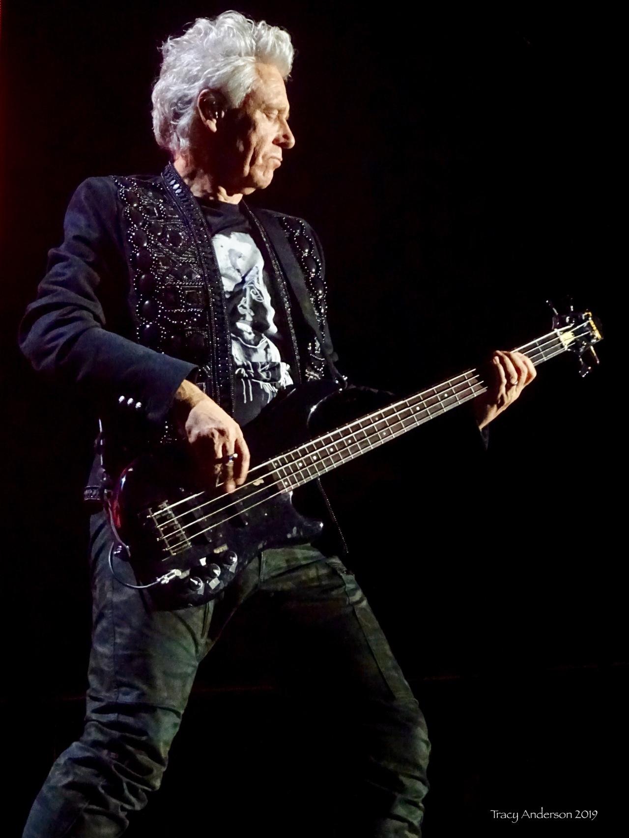adam U2 The Joshua Tree Tour Sydney Nov 22 2019