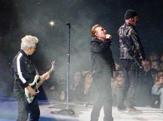 Bono Adam Edge U2 The Joshua Tree Tour Melbourne November 15, 2019