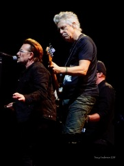 Bono, Adam, and The Edge U2 The Joshua Tree Tour Sydney November 22, 2019