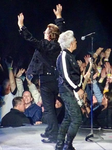 Bono Adam U2 The Joshua Tree Tour Melbourne November 15, 2019