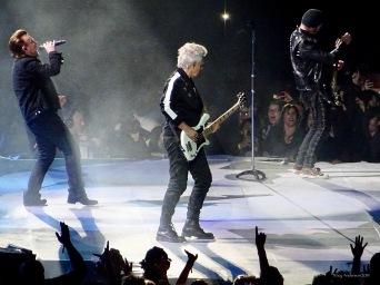 Bono Edge Adam U2 The Joshua Tree Tour Melbourne November 15, 2019