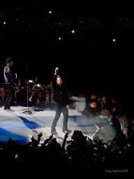 bono edge crowd U2 The Joshua Tree Tour Melbourne November 15, 2019