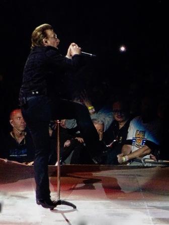 * Bono Jump U2 The Joshua Tree Tour Melbourne November 15, 2019