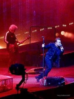 * bono pole 2 U2 The Joshua Tree Tour Melbourne November 15, 2019
