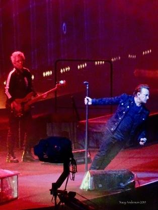 * bono pole U2 The Joshua Tree Tour Melbourne November 15, 2019