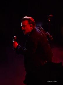 bono red U2 The Joshua Tree Tour Sydney Nov 22 2019