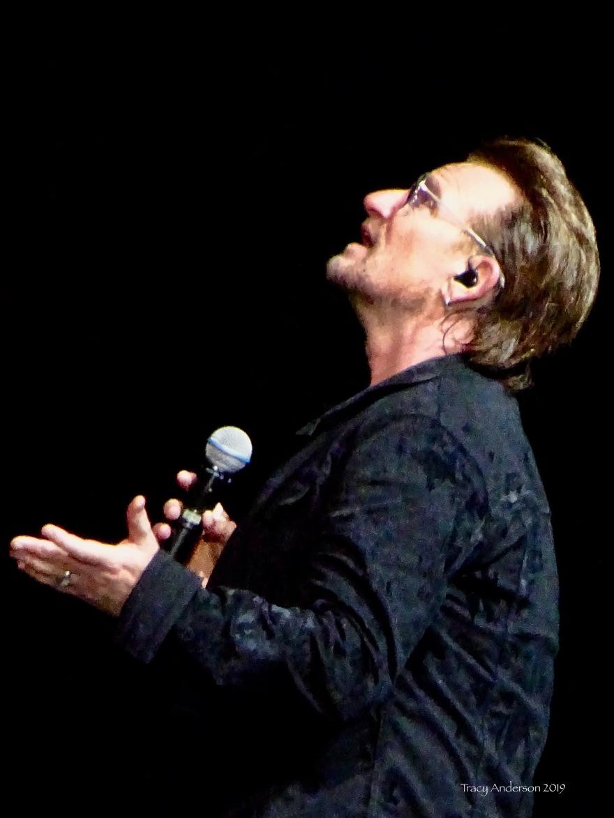 Bono U2 The Joshua Tree Tour Sydney Nov 22 2019
