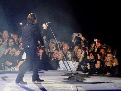Bono ThNX For The Memories U2 The Joshua Tree Tour Melbourne November 15, 2019