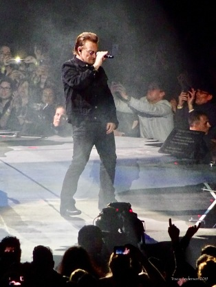 Bono U2 The Joshua Tree Tour Melbourne November 15, 2019