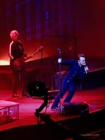 BTBS Bono Pole U2 The Joshua Tree Tour Melbourne November 15, 2019