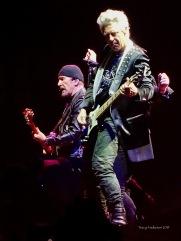 Edge Adam Bono U2 The Joshua Tree Tour Sydney Nov 22 2019