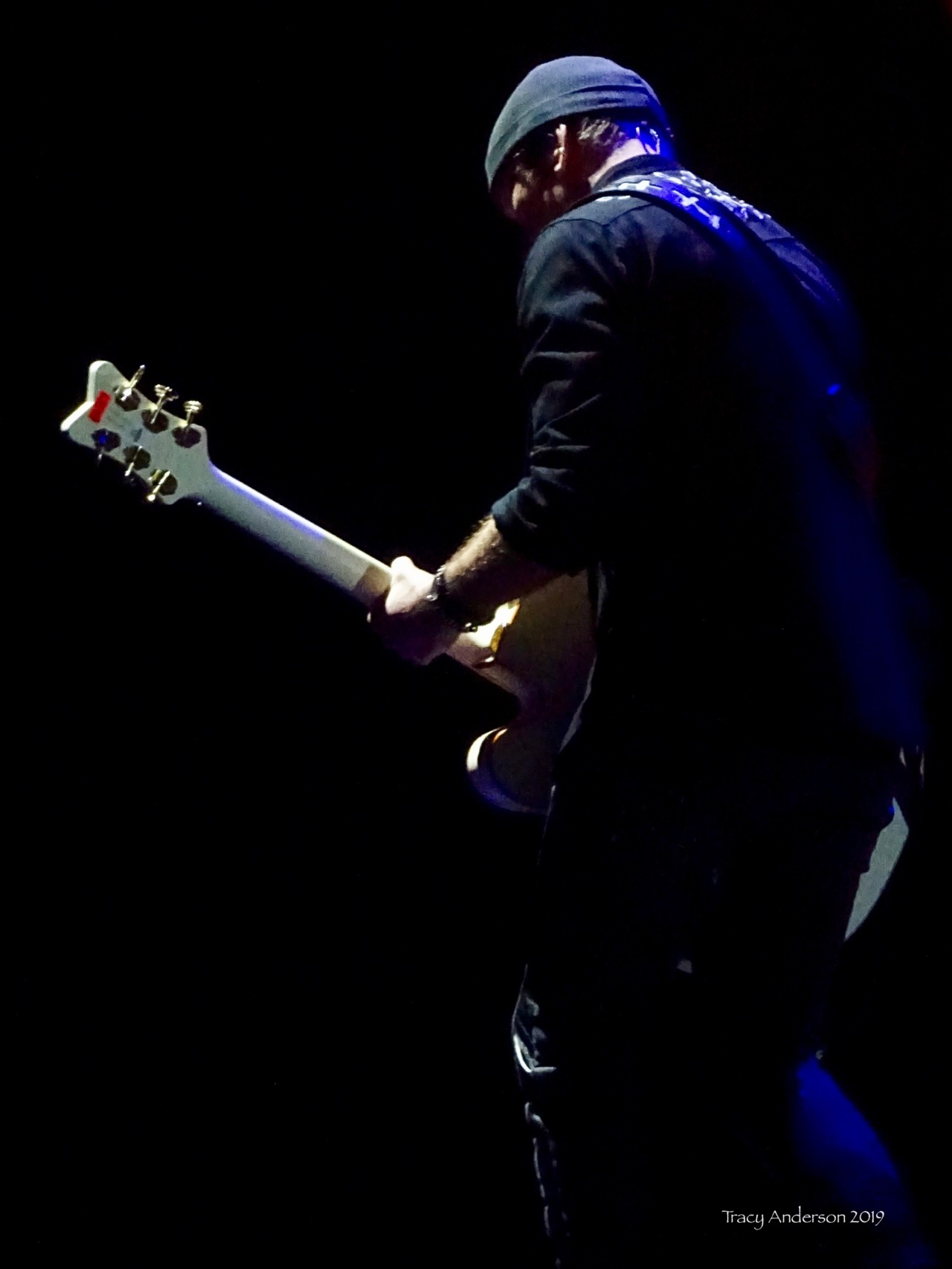 edge U2 The Joshua Tree Tour Sydney Nov 22 2019