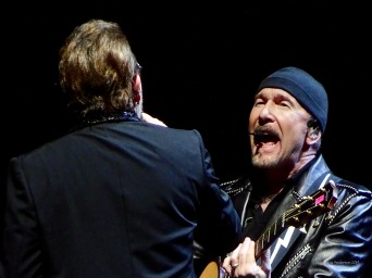 edge singing bono U2 The Joshua Tree Tour Sydney Nov 22 2019