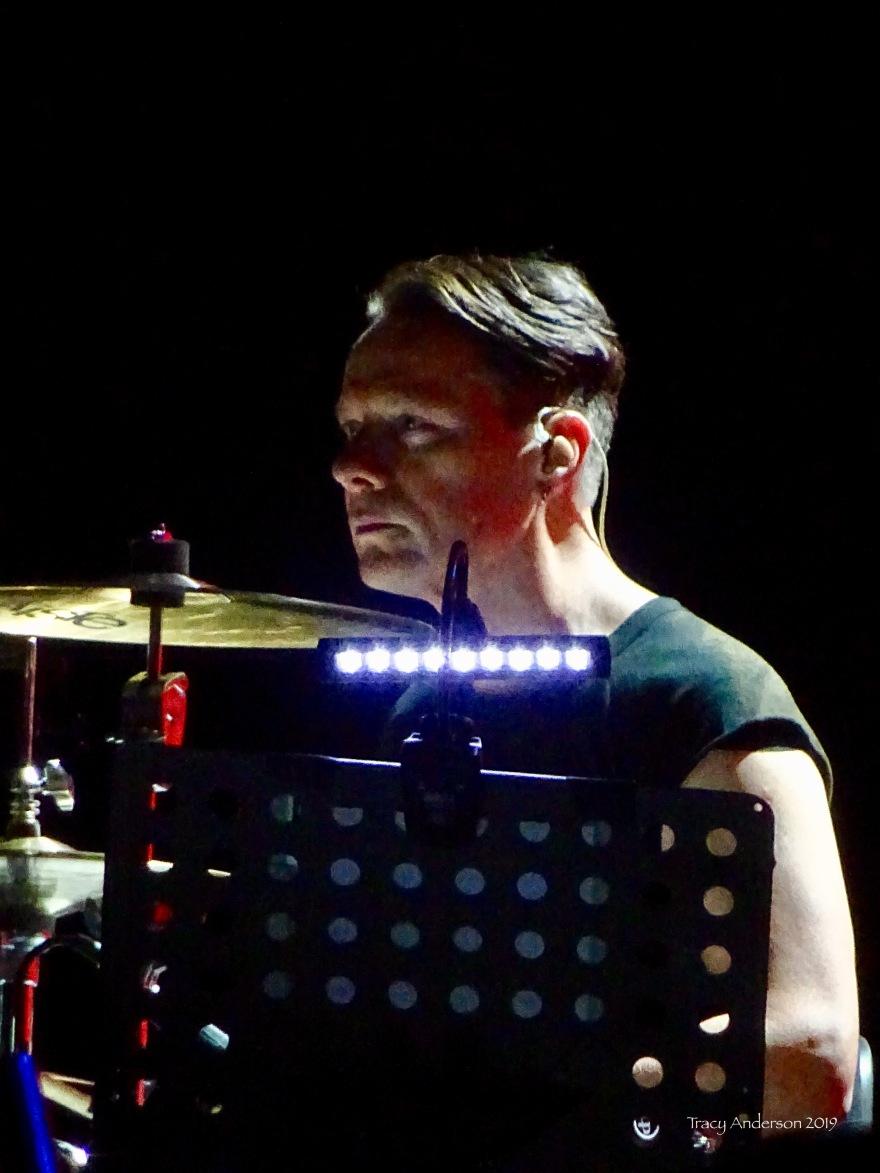 Larry Mullen, Jr. U2 The Joshua Tree Tour Sydney Nov 22 2019