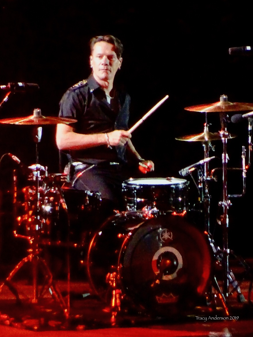 Larry drums U2 The Joshua Tree Tour Melbourne November 15, 2019