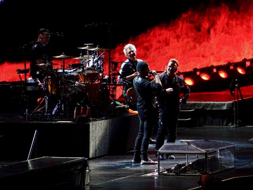 U2 The Joshua Tree Tour Melbourne November 15, 2019