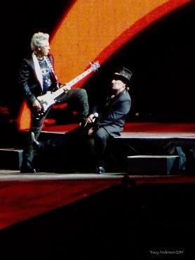 macphisto and adam U2 The Joshua Tree Tour Perth Nov 27 2019