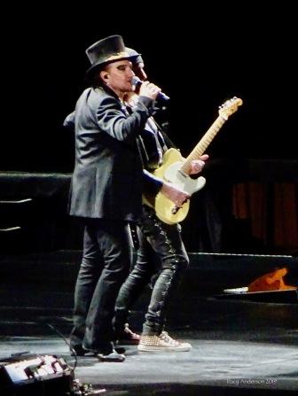 Macphisto Edge U2 The Joshua Tree Tour Melbourne November 15, 2019