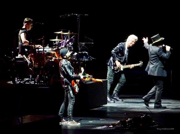 macphisto laughing U2 The Joshua Tree Tour Melbourne November 15, 2019
