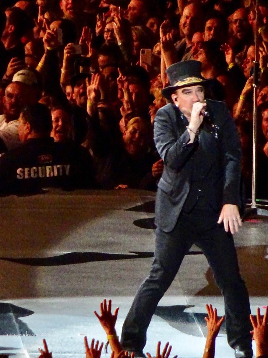 Bono as Macphisto U2 The Joshua Tree Tour Melbourne November 15, 2019