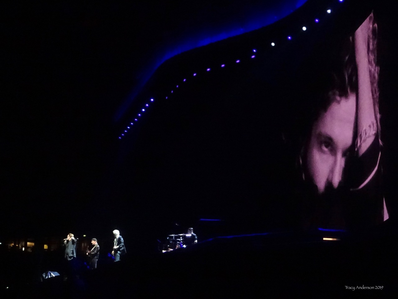 Celebrating Michael Hutchence Stuck in A Moment U2 The Joshua Tree Tour Sydney Nov 22 2019