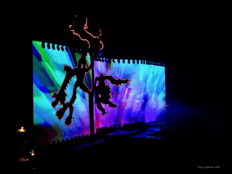 * Tree Colours U2 The Joshua Tree Tour Melbourne November 15, 2019