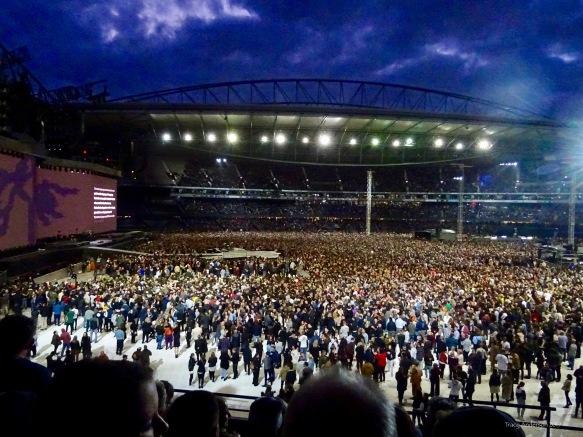 Melbourne November 15, 2019 Marvel Stadium