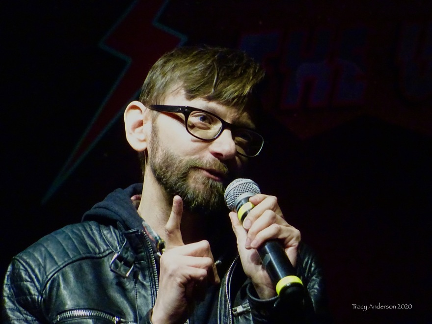 DJ Qualls Supernatural Convention SPNLV Mar 2020
