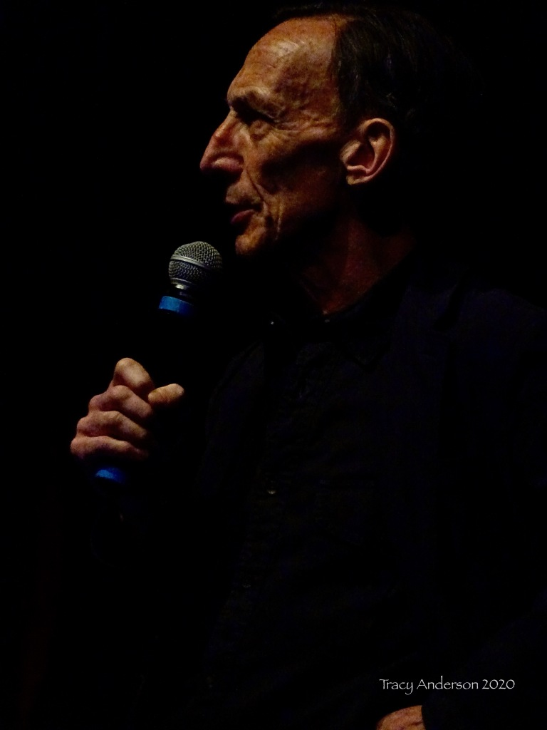 Julian Richings Supernatural Convention SPNLV Mar 2020