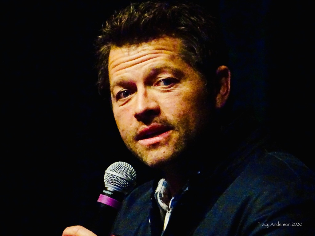 Misha Collins Supernatural Convention Las Vegas SPNLV March 2020