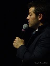 Misha Collins profile 2 SPNLV Mar 2020