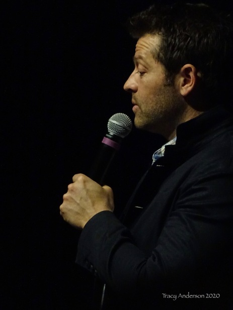 Misha Collins profile 2 SPNLV Mar 2020