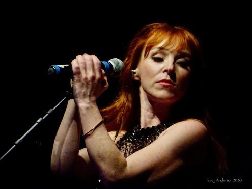 Ruth Connell SNS Rock Goddess SPNLV Mar 2020