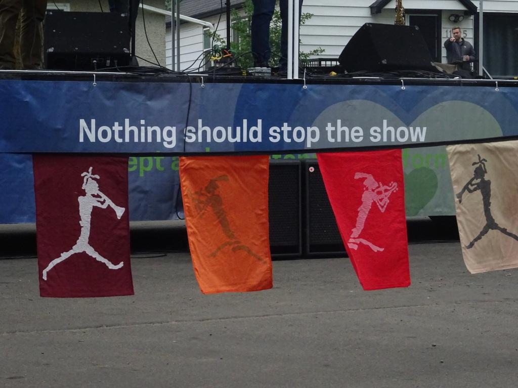 Edmonton Folk Music Festival 2021 Nothing Should Stop