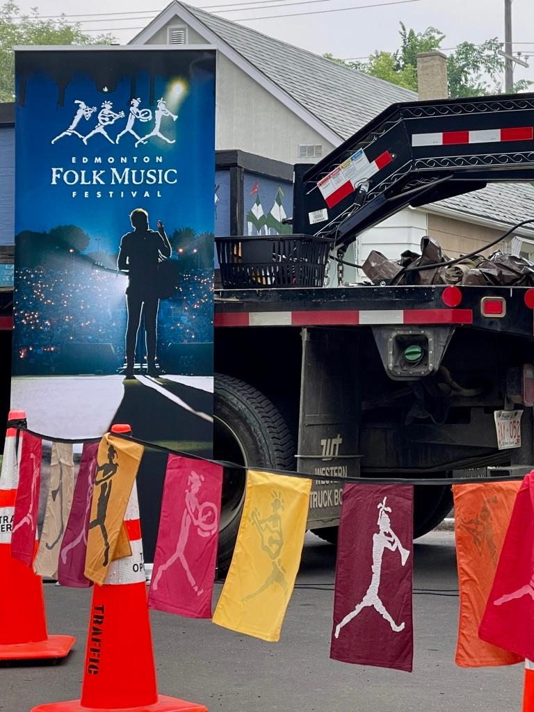 Edmonton Folk Music Festival 2021 Takin It To the Streets