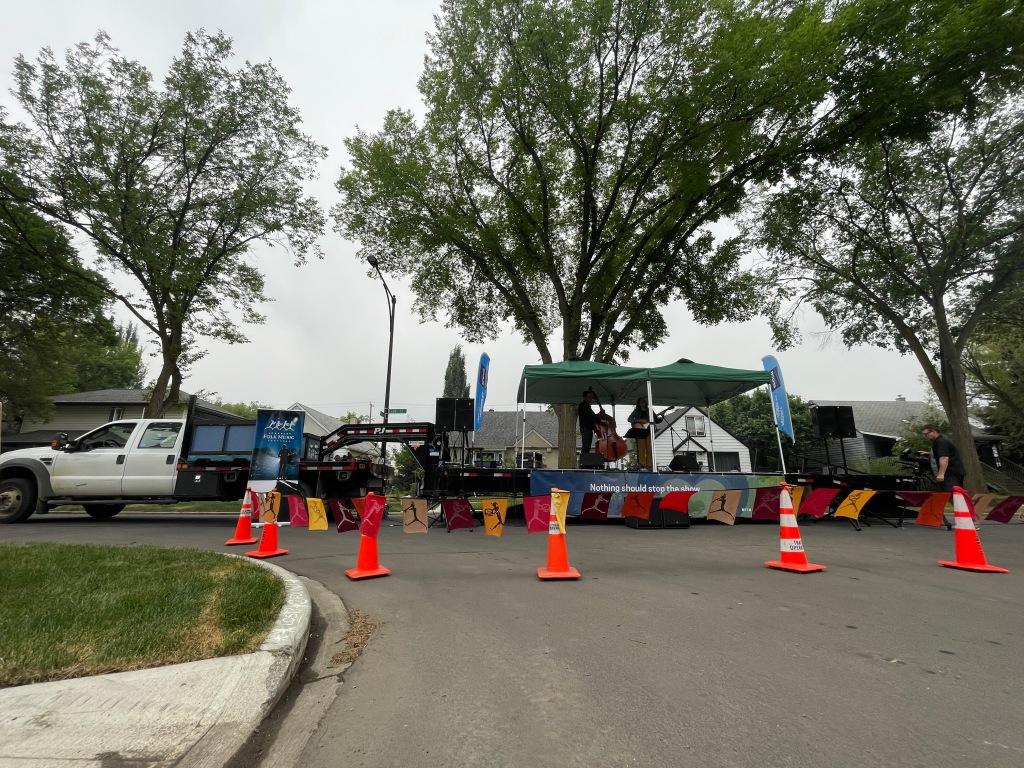 Edmonton Folk Music Festival 2021 Post Script Far